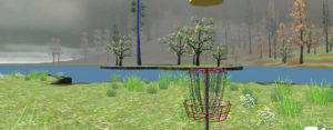 disc golf unchained disc golf video game