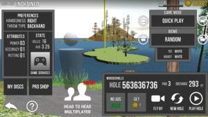 disc-golf-unchained-multiplayer-video-game
