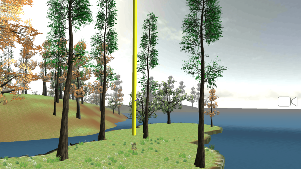 disc-golf-unchained-wooded-hills-biome-disc-golf-video-game