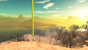 disc-golf-unchained-pines-screenshot disc golf video game